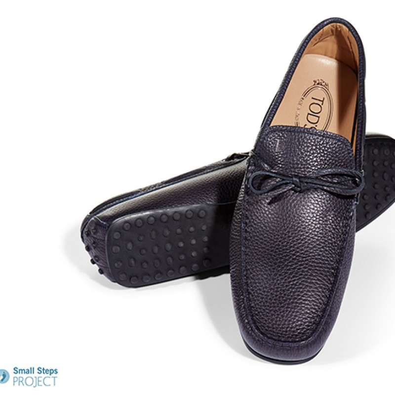 Benedict Cumberbatch's Autographed Tod's Loafers from his Personal Collection