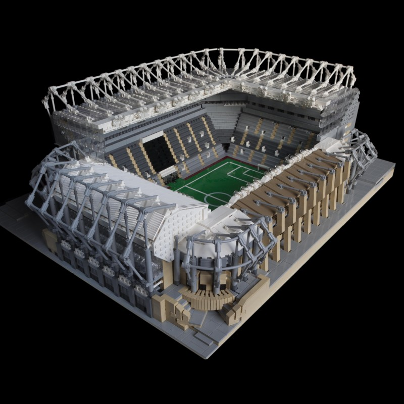 Win a Replica Model of St. James Park