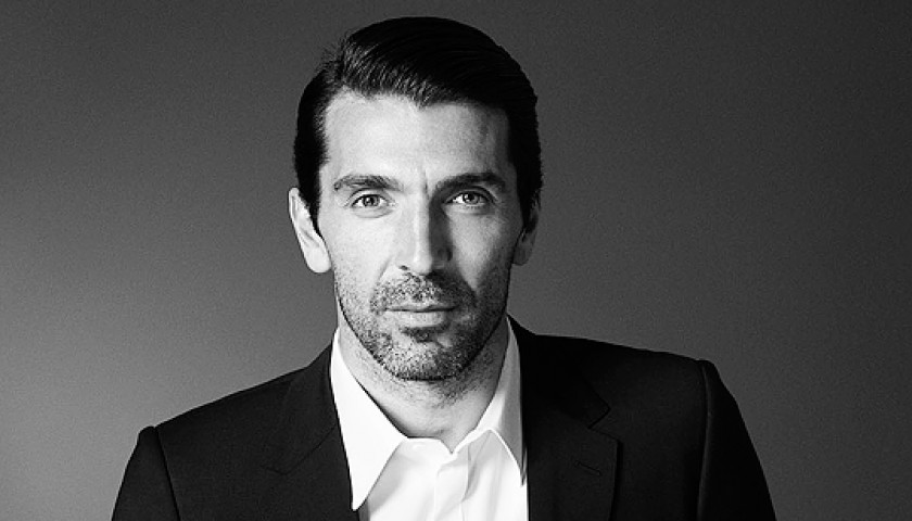 Meet Gianluigi Buffon, Juventus F.C. Goalkeeper