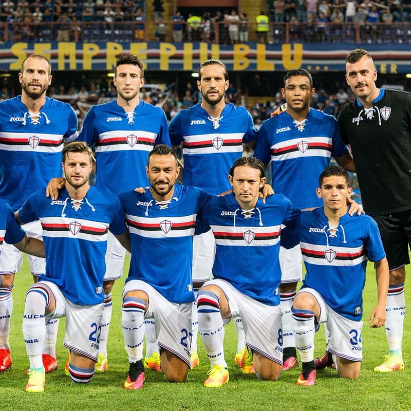 2 Exclusive Tickets Sampdoria-Crotone  + WalkAbout and Hospitality