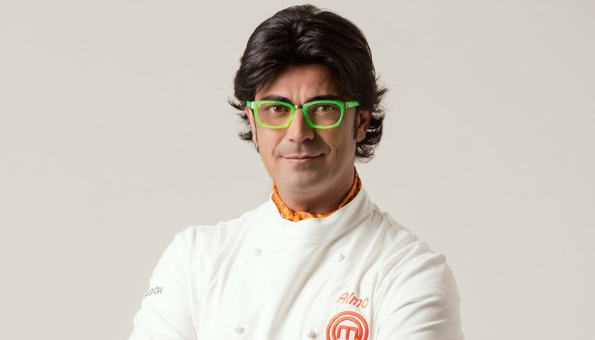 Almo Bibolotti Cooks for You at Your Home