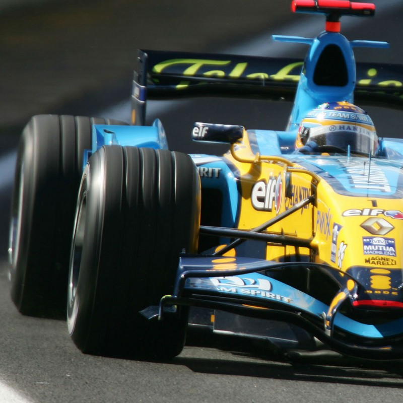 Drive a F1 Car Experience and Opus Package
