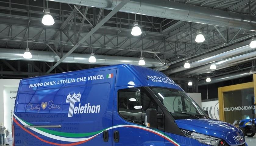 New Daily Van Iveco with unique design