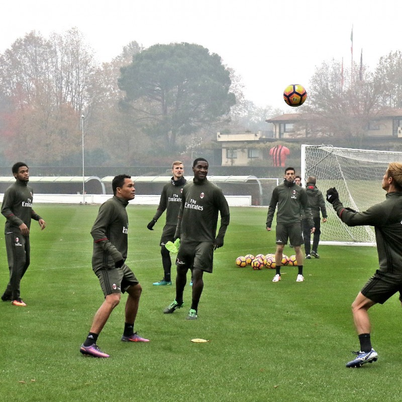 Milanello Tour and watch Ac Milan Training Session