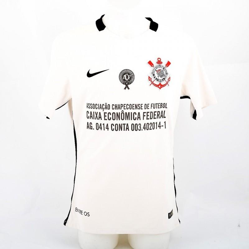 Camacho Match Shirt - #ForzaChape