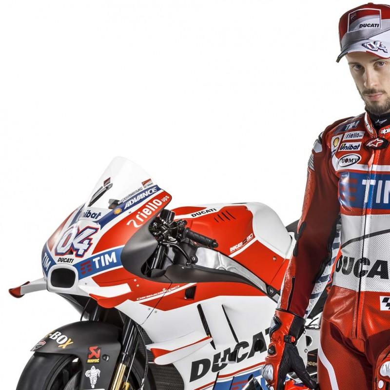 2016 Ducati Andrea Dovizioso suit