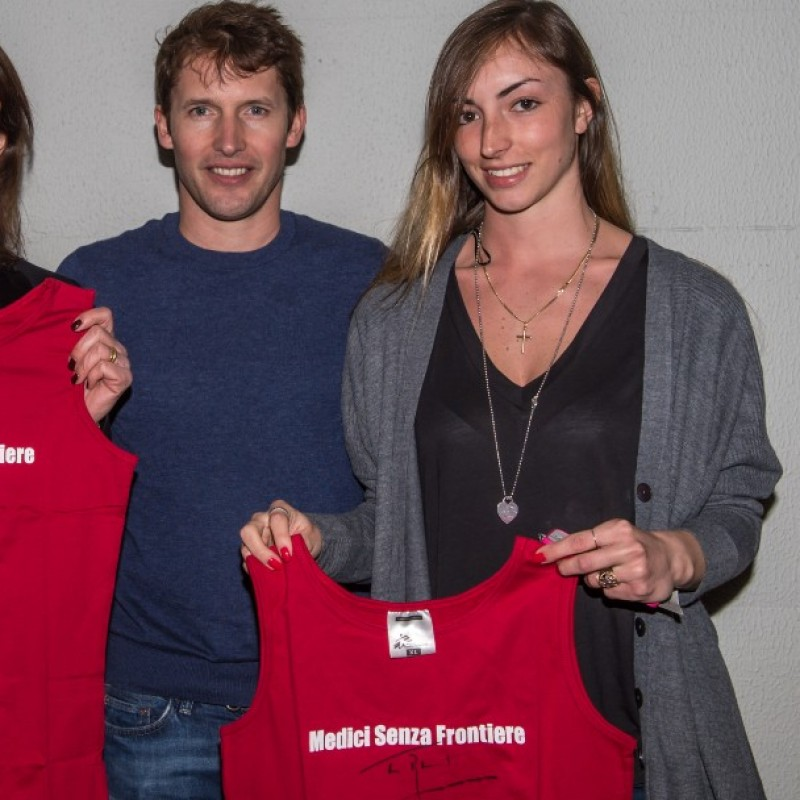 A VIP Concert with James Blunt