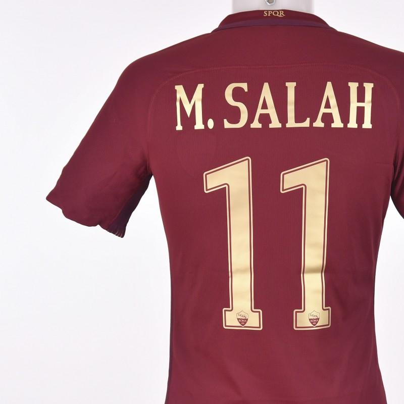 Maglia Salah speciale derby 4 dicembre 2016