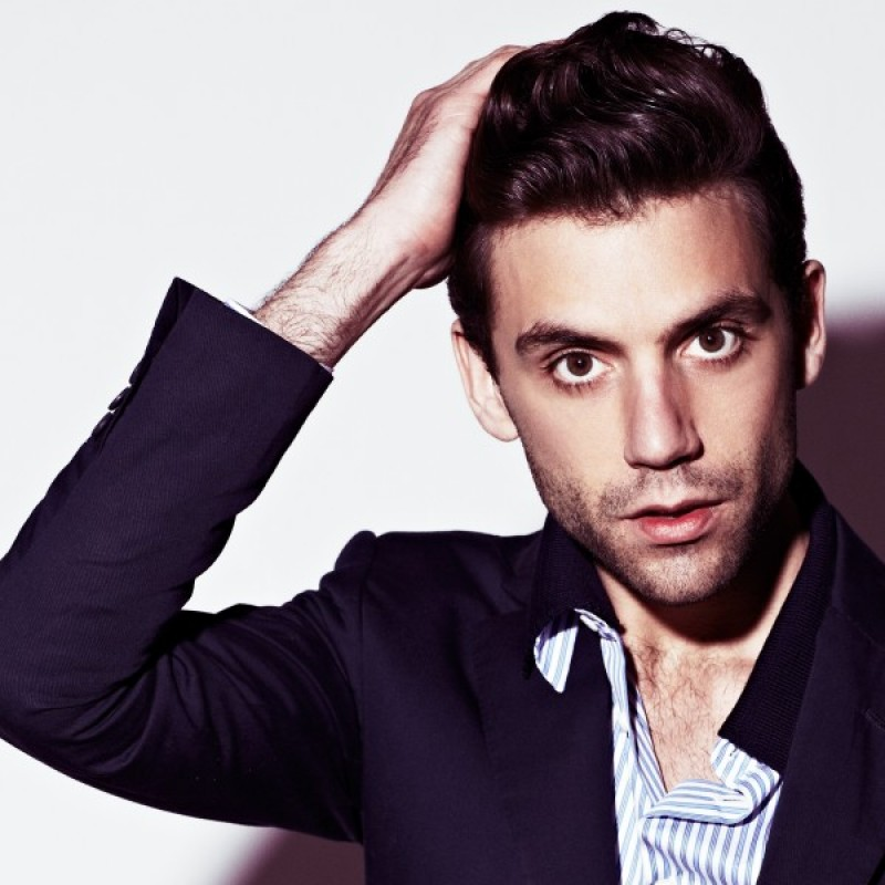 Meet and greet with Mika and attend his concert in Trieste - 28 July
