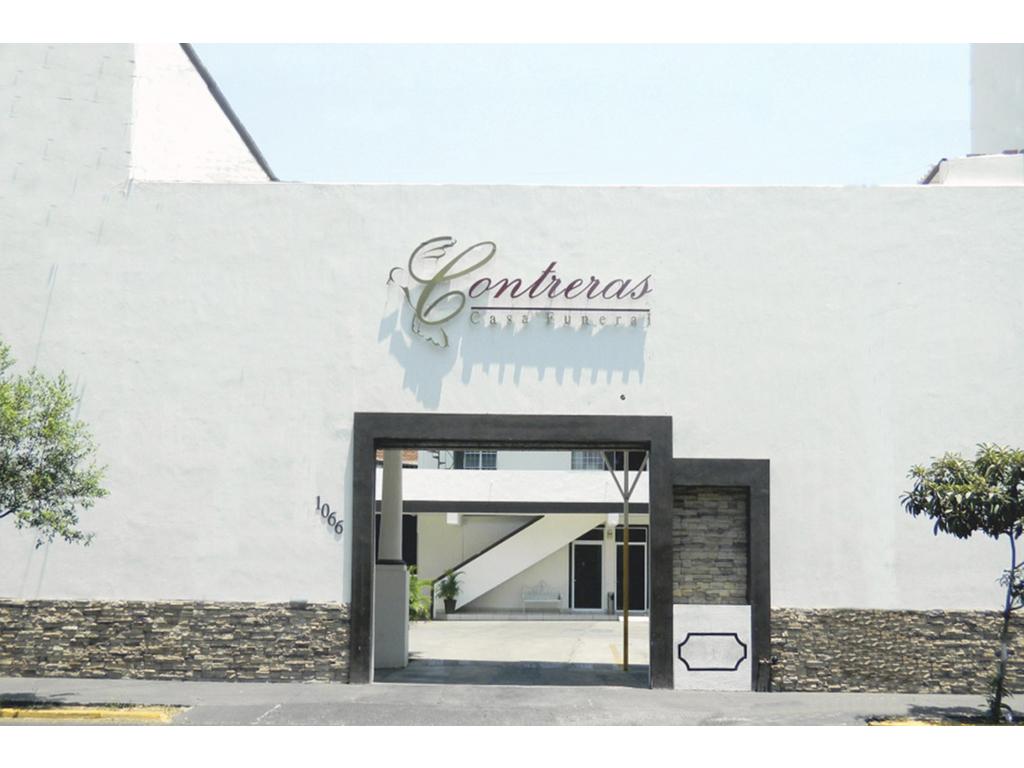 Large funerarias  guadalajara  contreras casa funeral  hidalgo  fachada principal