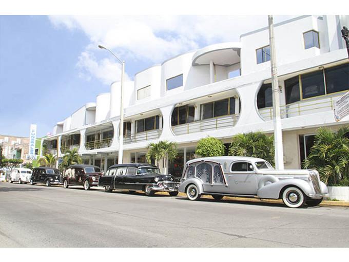 Slider funerarias  guadalajara  funerales de la paz  fachada principal