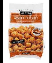 Alexia All Natural Sweet Potato Crispy Bite-Sized Puffs