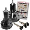 """Commercial Series Tenon Cutter Starter Kit 1"""" & 2"""""""