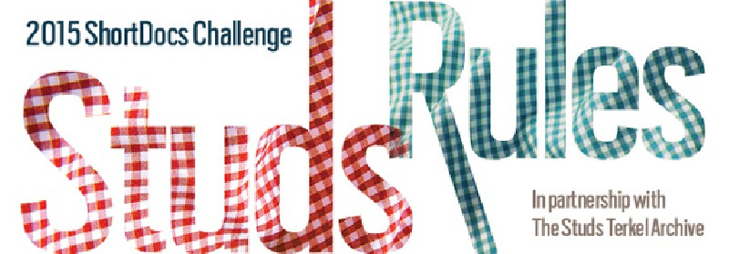 2015 ShortDocs Challenge: Studs Rules banner