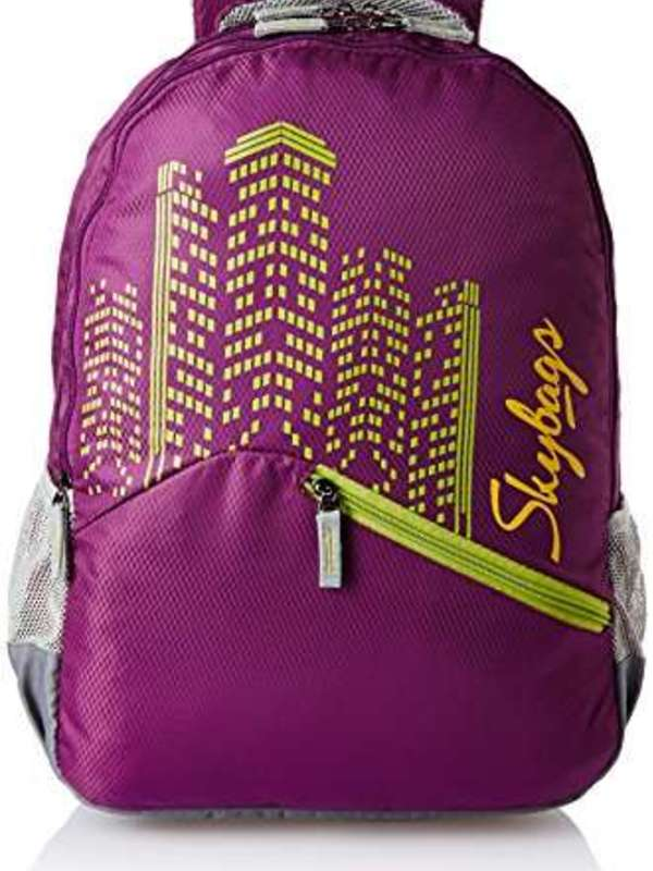Skybags Footloose Colt 30 Ltrs Purple Casual Backpack (BPFSCOE2PPL)