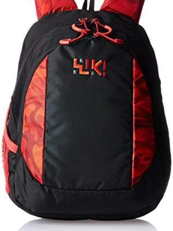Wiki Daypack 14 liters Red Kids Bag (3-5 years age)