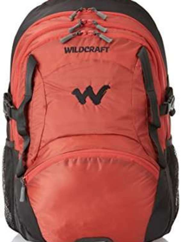 Wildcraft HypaDura 41 liters Red Casual Backpack (8903338036890)