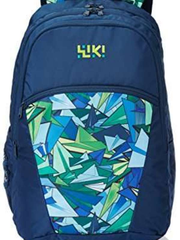 Wildcraft 34 ltrs Blue Casual Backpack (8903338055051)