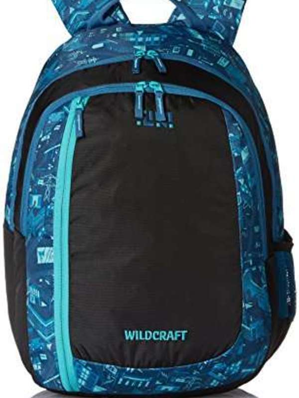 Wildcraft Blue Casual Backpack (8903338062271)
