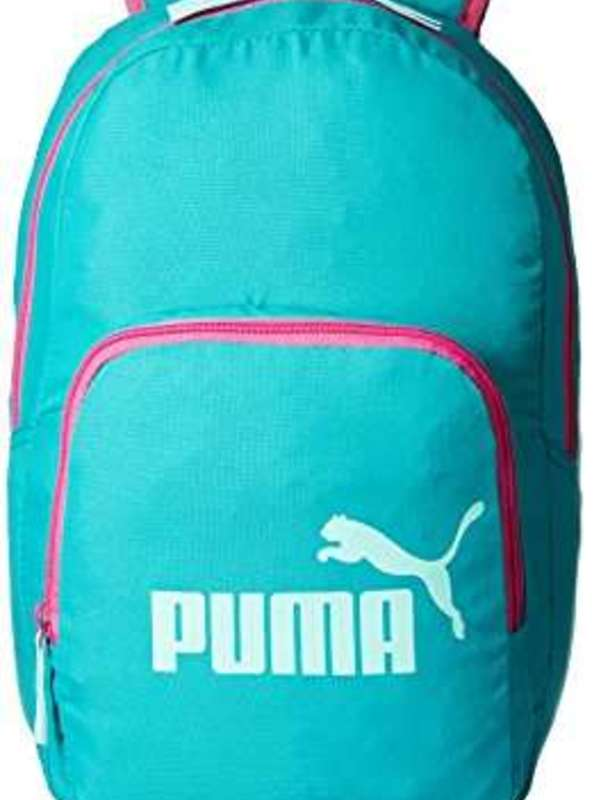 Puma 21 Ltrs Turquoise Casual Backpack (7358916)