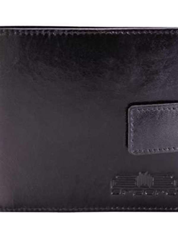 Arpera Mens Wallet (Black) (C11440)