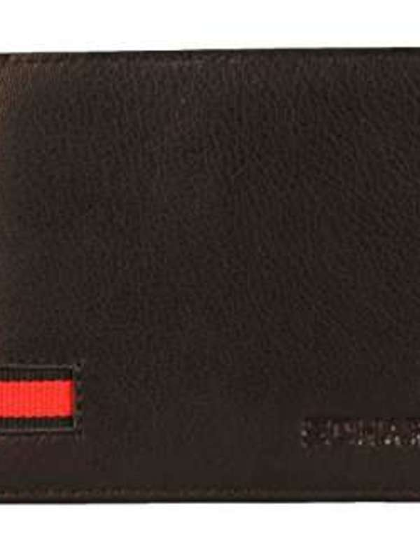 SCHARF Worth The Candles Genuine Leather Bi-fold Wallet for Men MWAG02