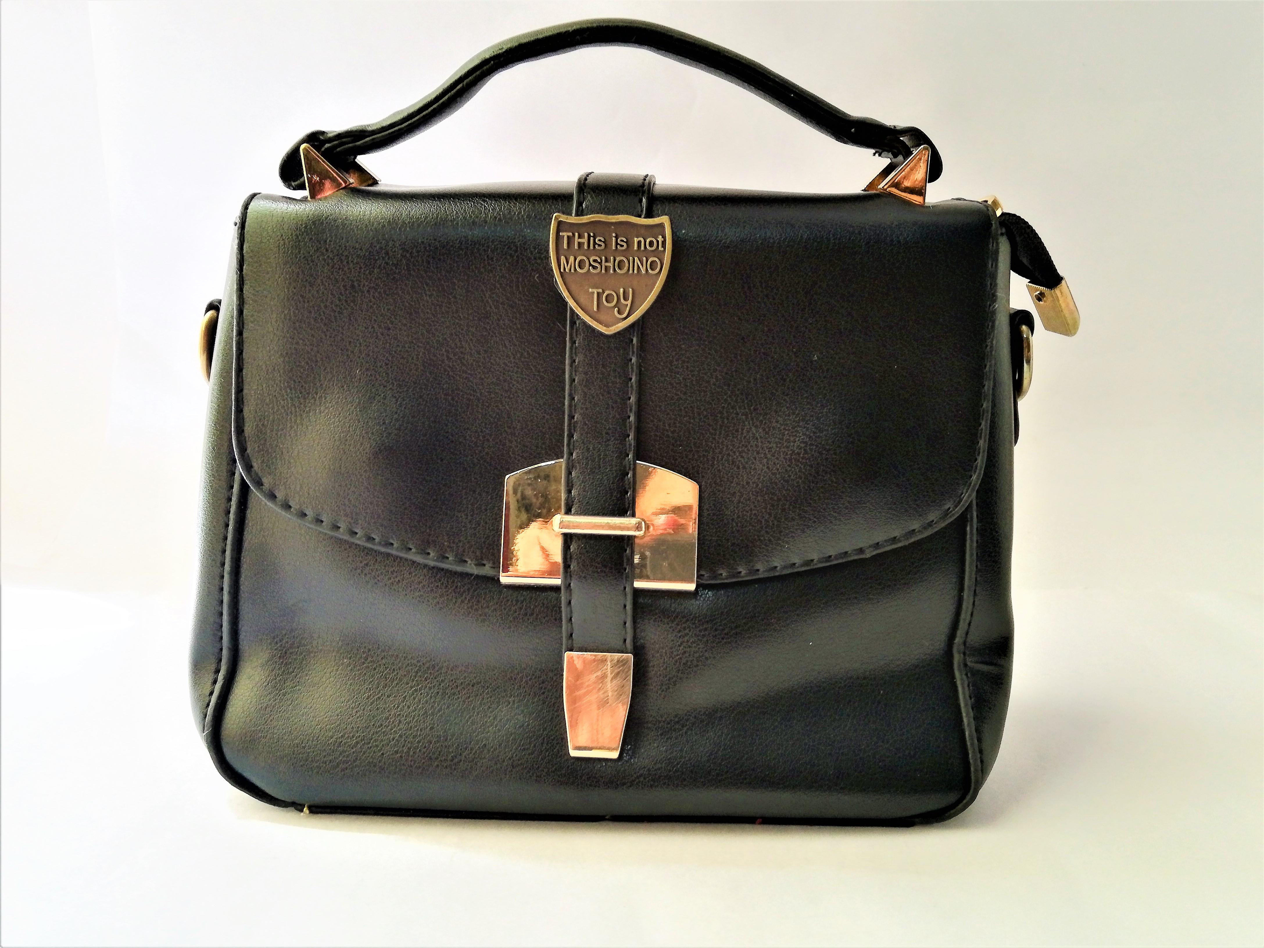 Black Studd sling Bag
