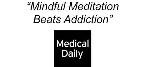 I Seem To Be Naturally Good At Meditation