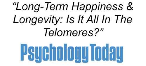 Why stress makes us age so fast: telomeres