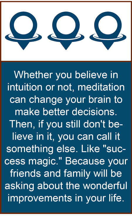 What is intuition, is it real, and how meditation can strengthen it beyond measure