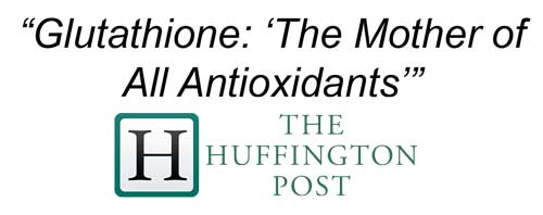 how glutathione reverses free radical damage, oxidative stress
