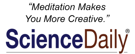 How meditation rocket launches our creative problem solving ability