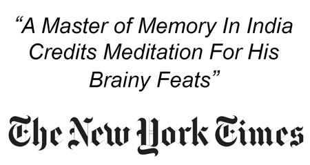 Why meditation is the best memory exercise