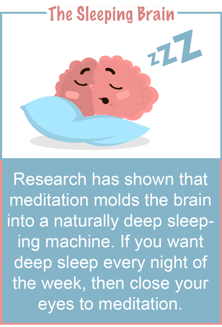 Why the insomniac brain is so different and how to train your brain for deep natural sleep