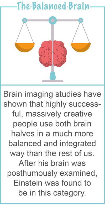 The many benefits of balancing your left and right brain hemispheres through neuroplasticity