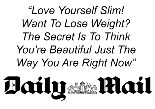 why loving yourself is the best weight loss tool