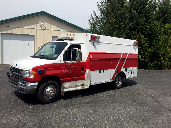 2000 Braun Ford E-350 Ambulance | Used Truck Details