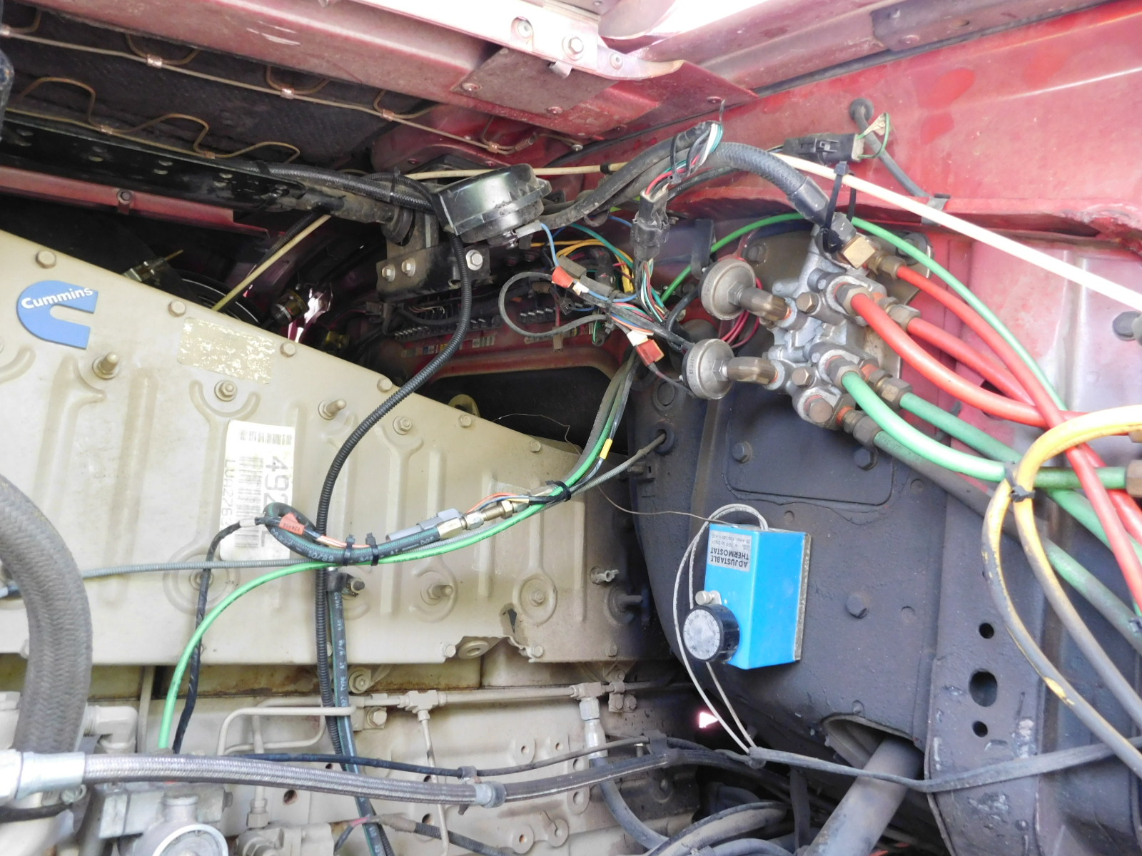 ford l9000 electrical. ford. tractor engine and wiring diagram, Wiring diagram