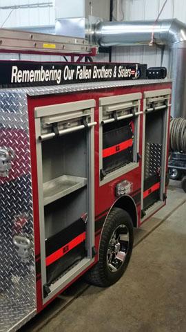 Firetruck Golf Cart | Used Truck Details