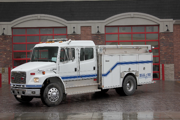 1999 Central States Freightliner Midi Pumper | Used Truck