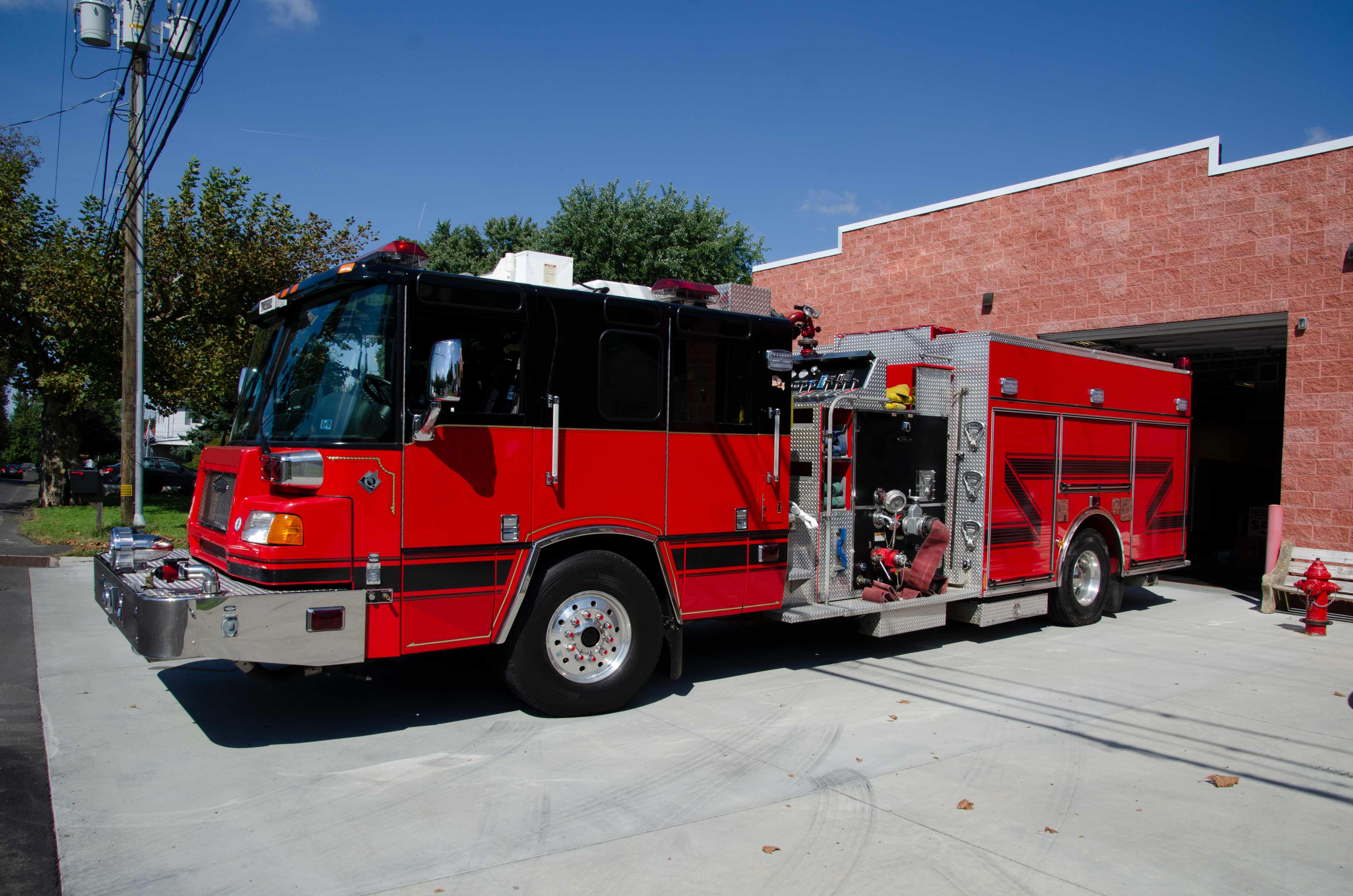 2002 Pierce Quantum Rescue Pumper | Used Truck Details