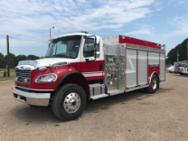 2016 deep south freightliner pumper/tanker