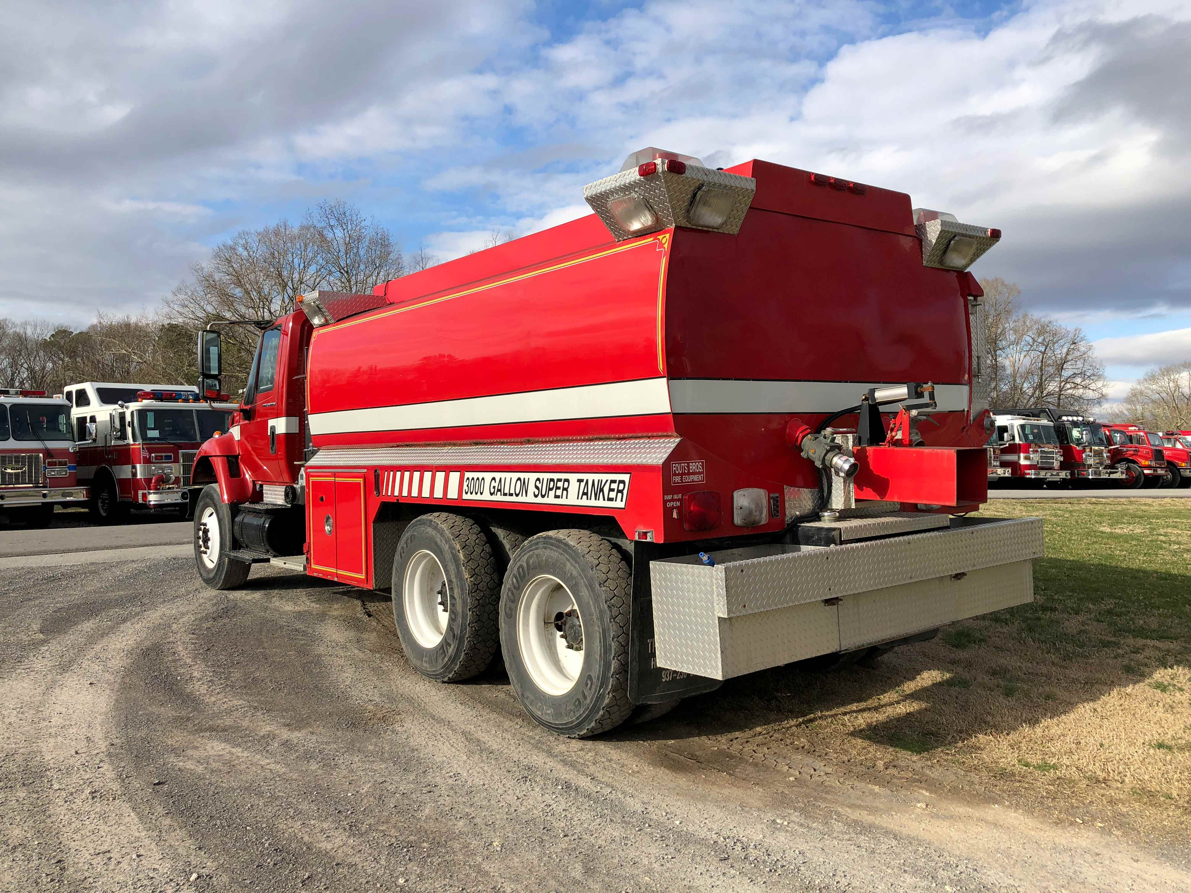 2003 International 7400 Tanker | Used Truck Details