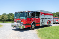 Used Rescue Trucks for Sale | Used Fire Squads for Sale