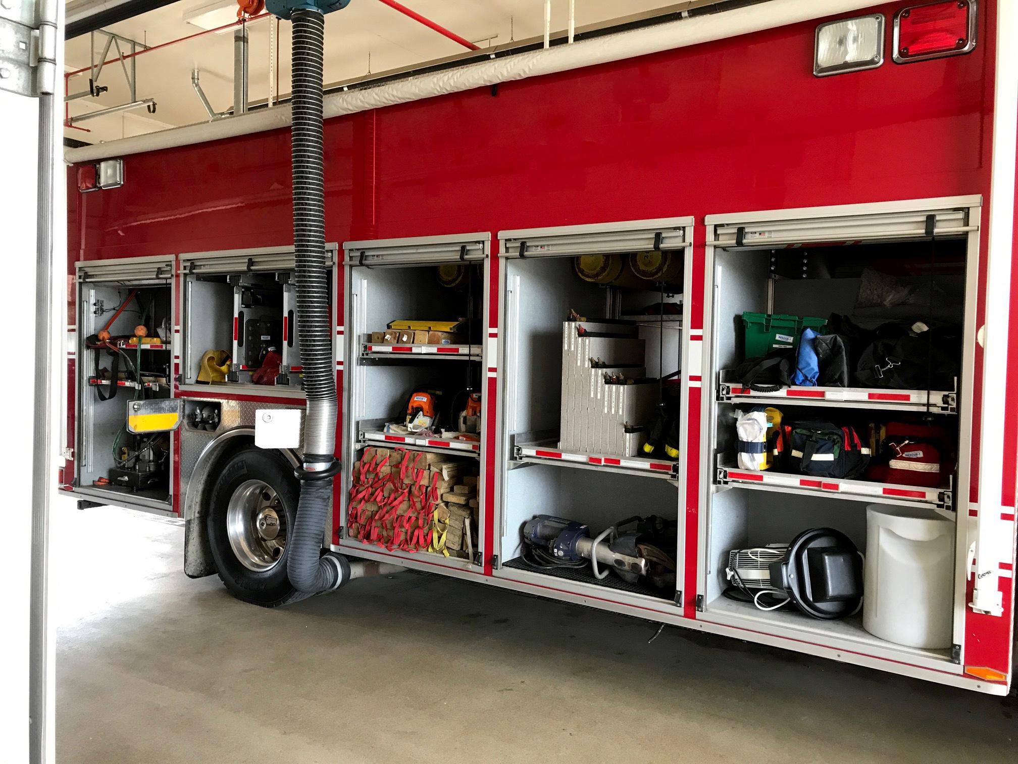 2009 Spartan MetroStar Heavy Rescue | Used Truck Details
