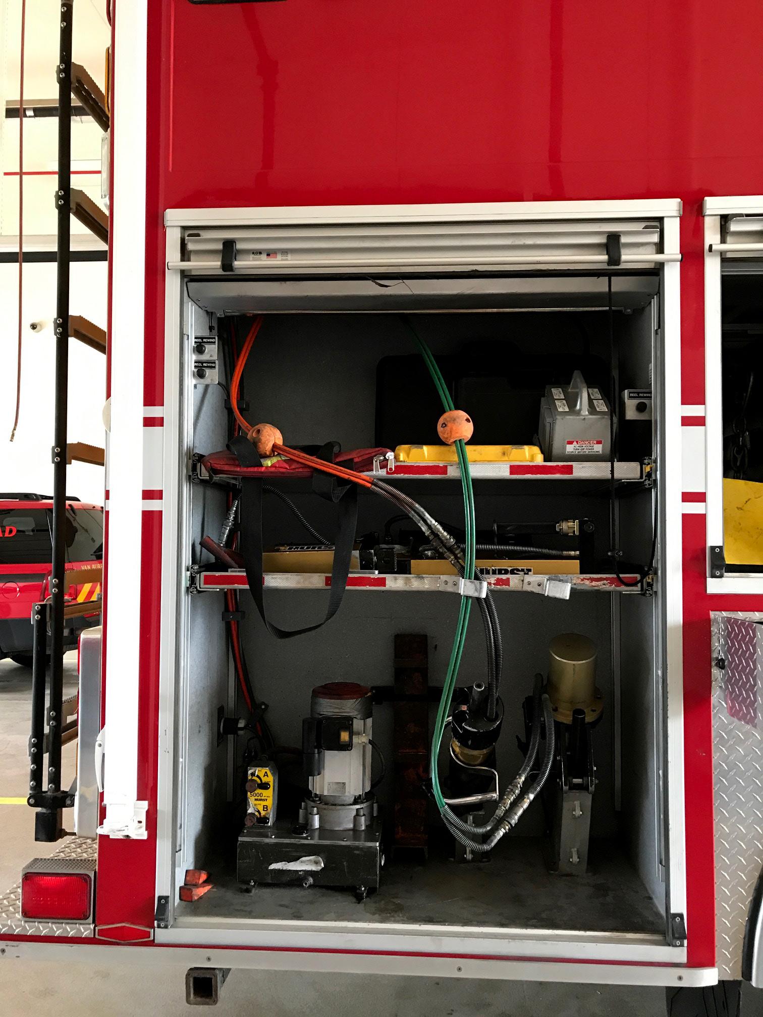 2009 Spartan MetroStar Heavy Rescue   Used Truck Details