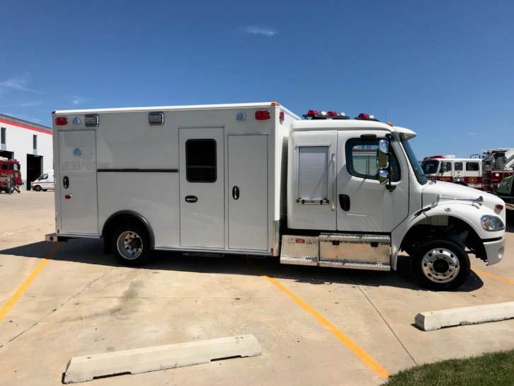 2016 Freightliner Type 1 Wheeled Coach Ambulance | Used