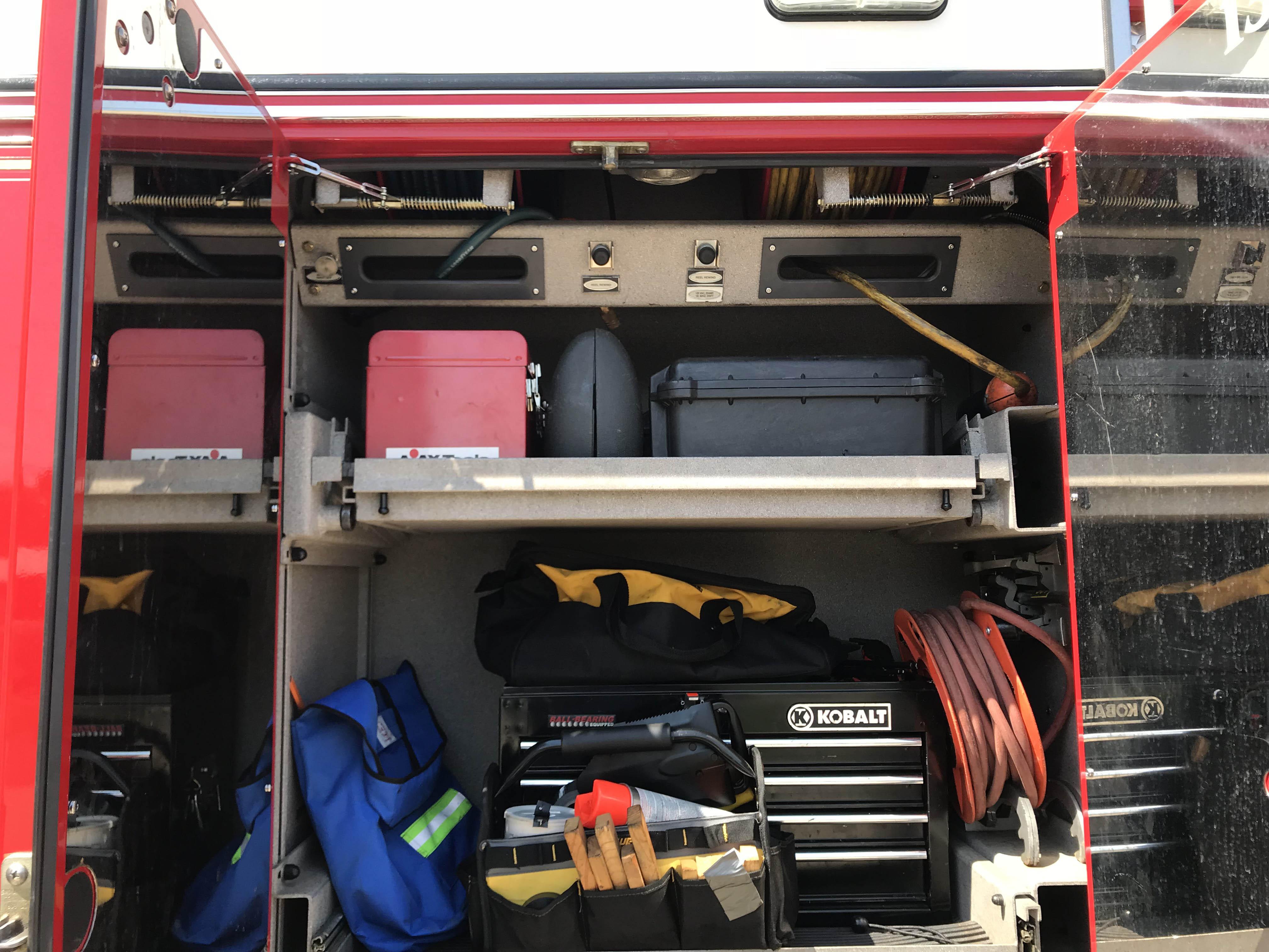 2001 Pierce Dash Rescue Pumper | Used Truck Details