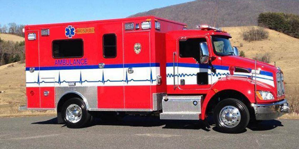 2014 Kenworth Ambulance | Used Truck Details