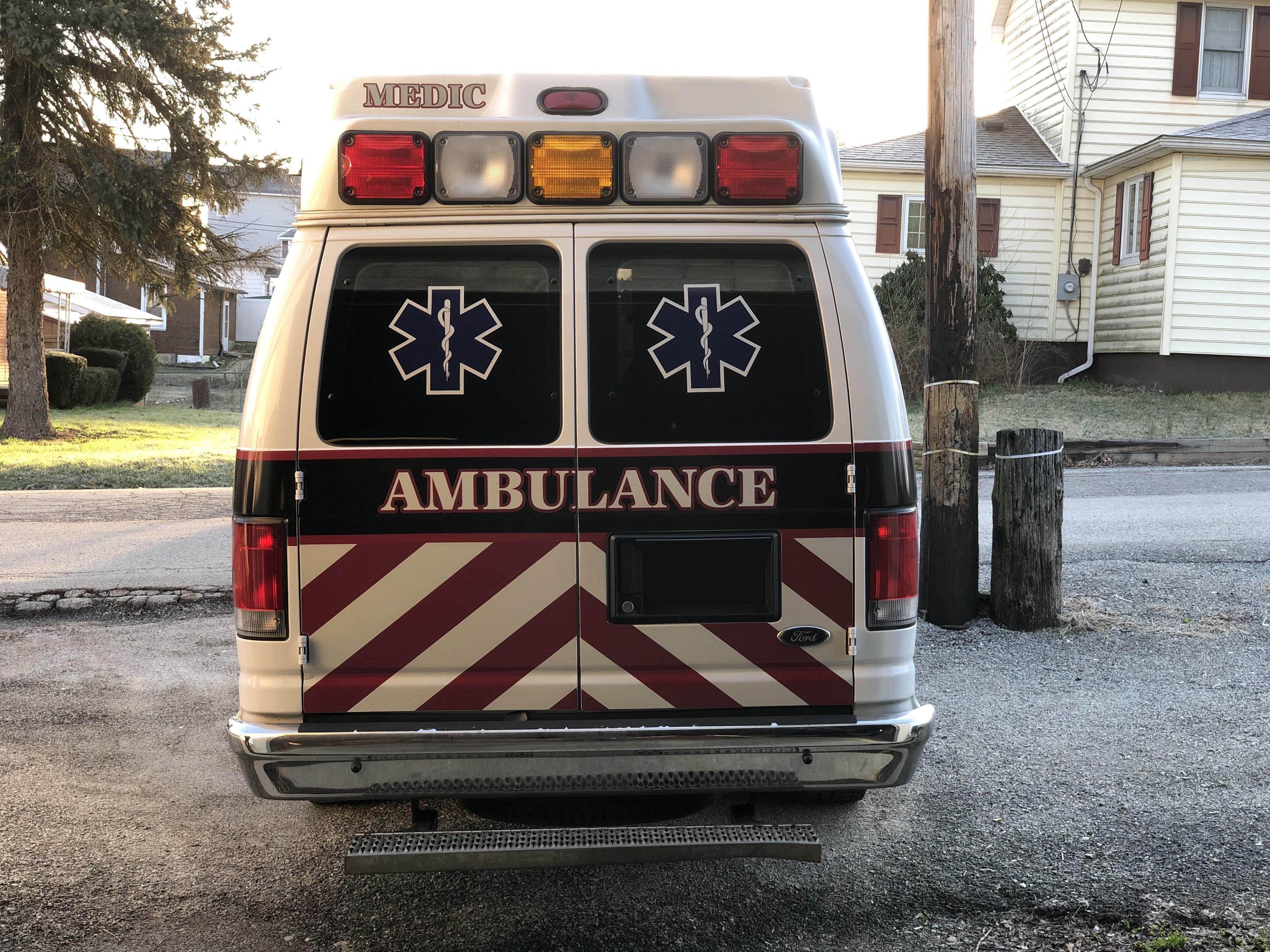 2014 AEV Ford Ambulance   Used Truck Details